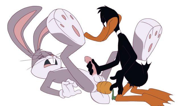Bugs Bunny Gets Fucked!